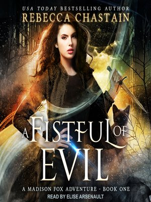 cover image of A Fistful of Evil